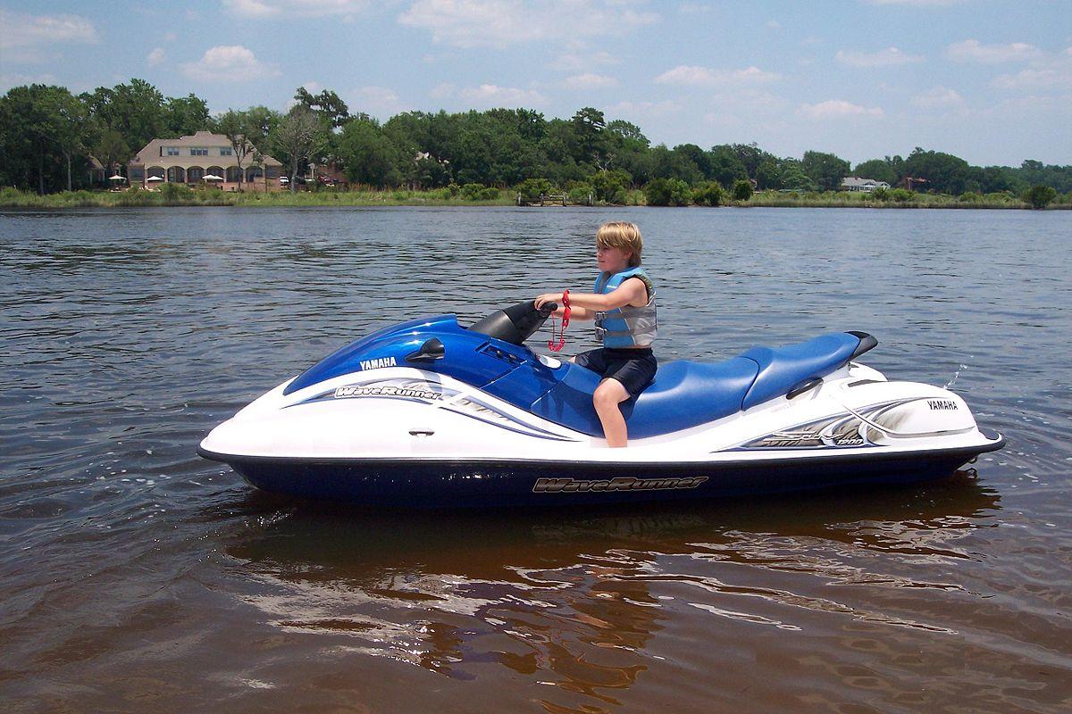 PWC jetski personal watercraft training