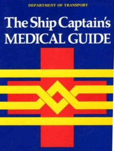 ship capt medical guide