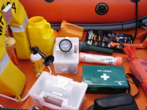Marine Safety Equipment for boats