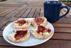 Fruit scones captain table cook book